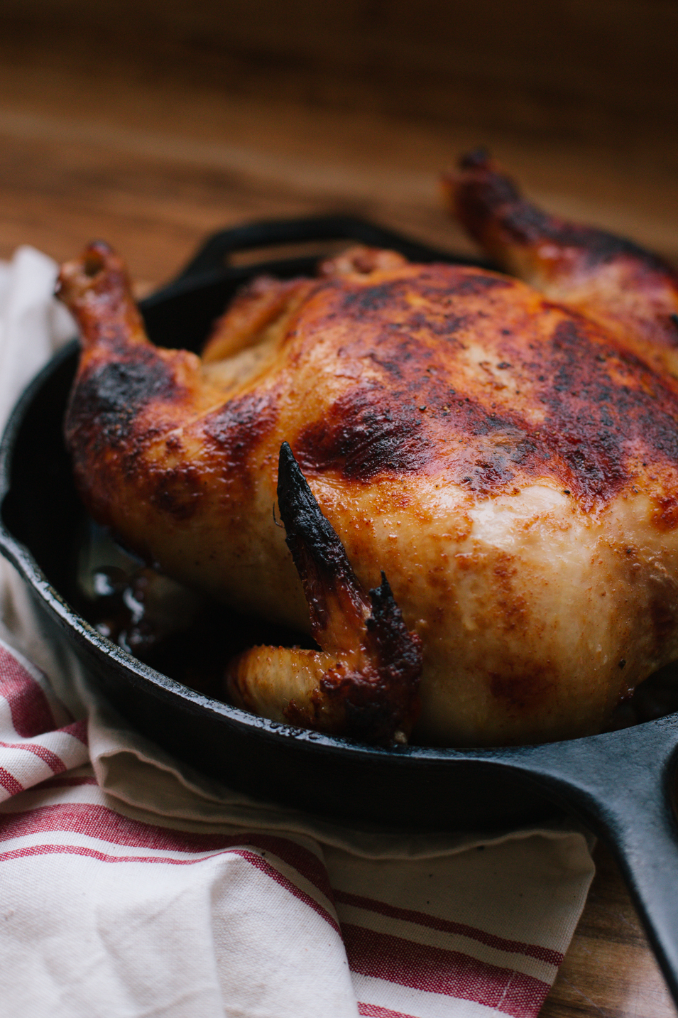 RECIPE // BUTTERMILK ROAST CHICKEN - Cultural Chromatics - Cultural ...