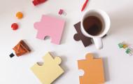 Jigsaw Coasters