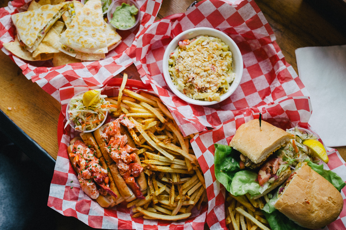 Morgan 39 s fish market lobster house in truckee ca for Morgans fish house